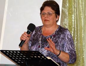 Photo: 2012. november 24-én reggelivel egybekötött előadás szerveztünk kizárólag hölgyeknek. A délelőtt során Szabó Xénia (Szabadka) beszélt a derék asszony dicséretéről.