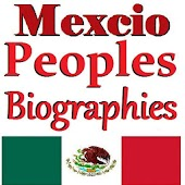 Great Mexican Peoples Biographies in English