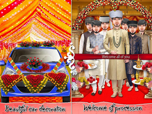 Muslim Hijab Wedding Girl Arranged Marriage Game 1.0.2 screenshots 5