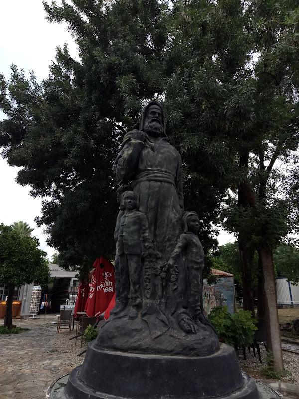 И снова Турция - 2))) Стамбул-Анталья-Чиралы-Каш-Калкан-Стамбул