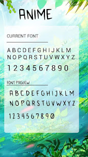 Anime Font For FlipFont Cool Fonts Text Free Apps Bei Google Play