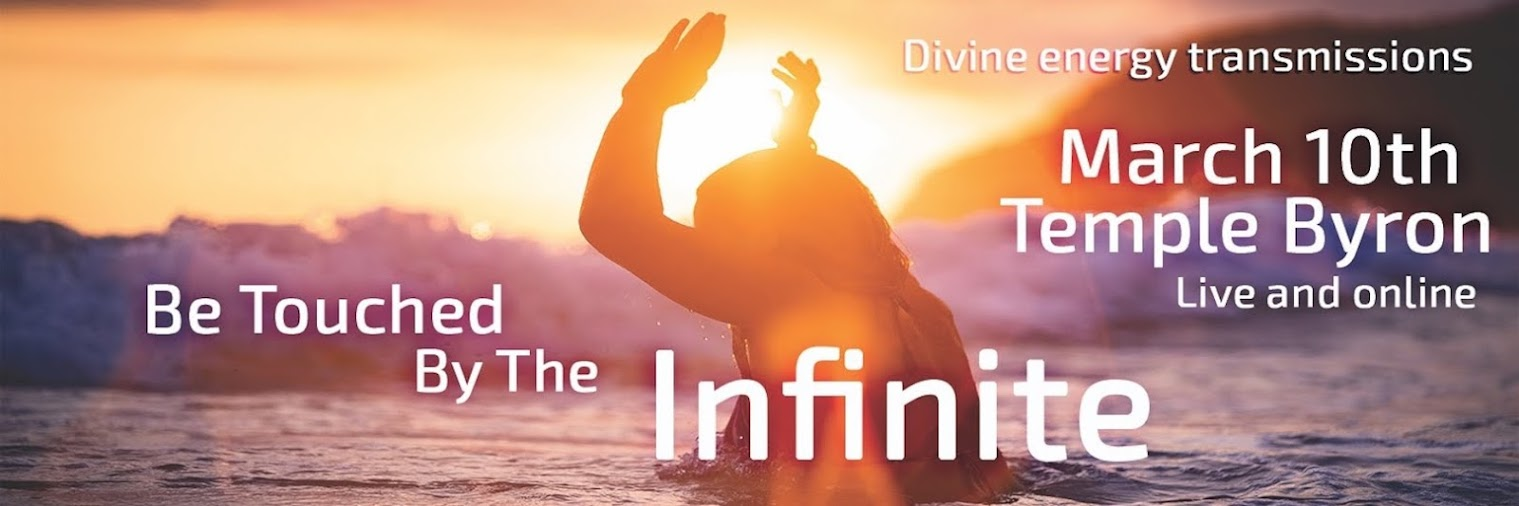 Be Touched by The Infinite