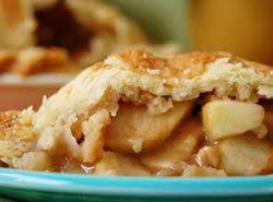 Spiked Apple Pie
