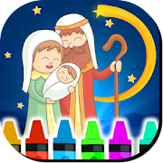 Coloring Book Children's Bible