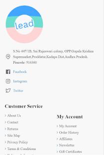 Download leado For PC Windows and Mac apk screenshot 3