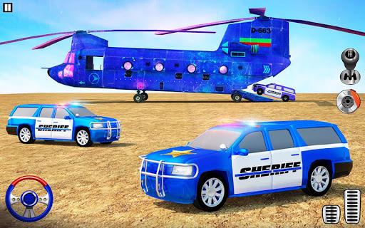 Offroad Police Transporter Truck 2019 Screenshots 4