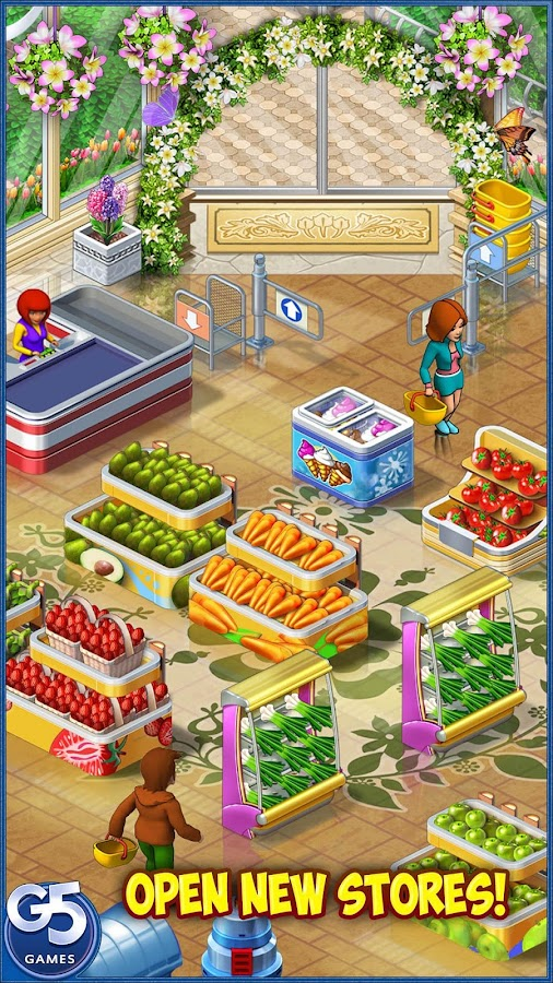 🌹 Supermarket Mania® Journey- screenshot