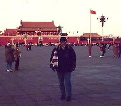 Photo: Tien An Men Square