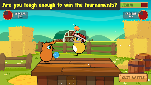 Duck Life: Battle - screenshot