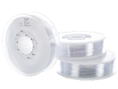 Ultimaker Transparent CPE Filament - 3.00mm (0.75kg)