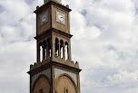Tour de l'horloge de l'ancienne médina