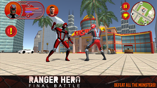 Ranger Hero: Final Battle for PC