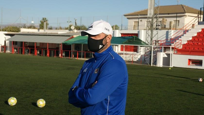 Antonio Alcázar, Tato, ve mucho margen de mejora en el equipo.