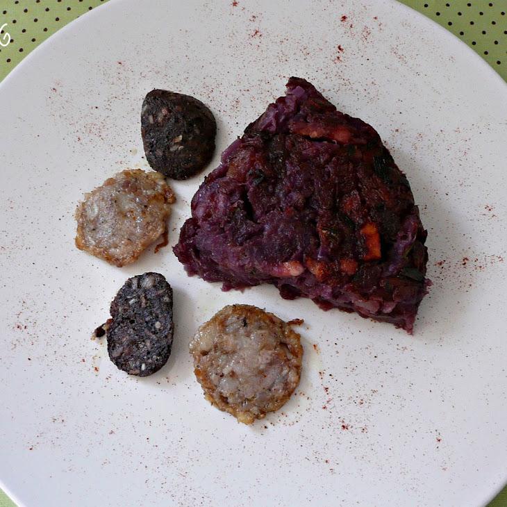 Cabbage and Potato Cake