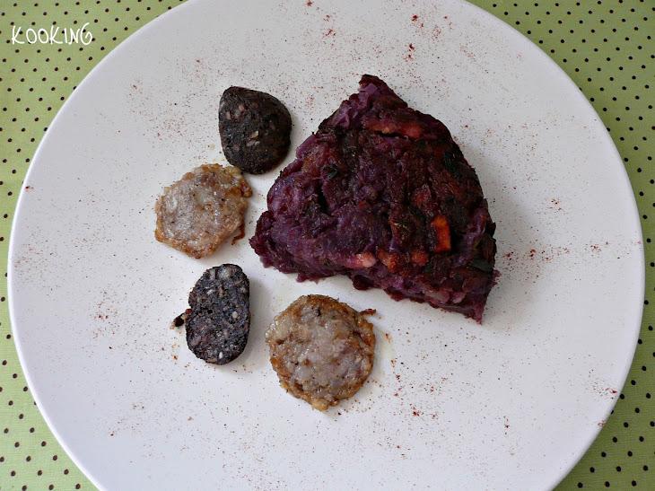 Cabbage and Potato Cake Recipe