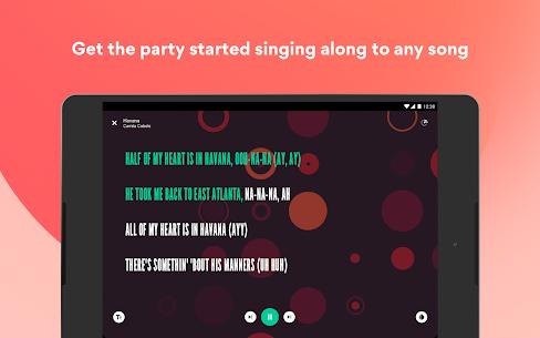 Musixmatch music & lyrics v7.2.8 Final [Premium] APK 7