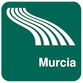 Murcia Map offline
