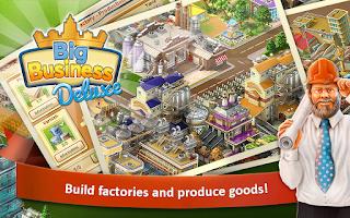 Screenshot of Big Business Deluxe
