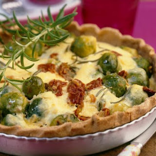 Christmas Soft Cheese Tart