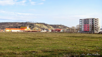 Photo: 2013.02.26  - vedere din zona Kaufland