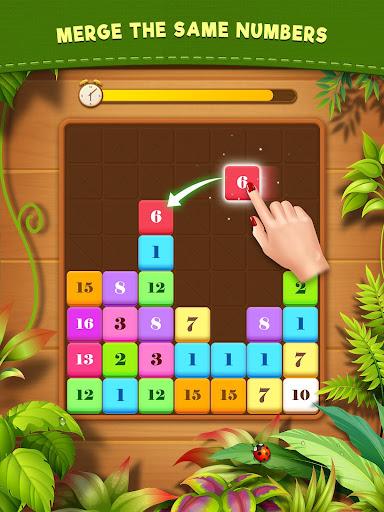 Drag n Merge: Block Puzzle 2.7.2 screenshots 11