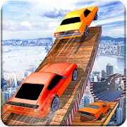 Extreme Car Stunts : Mega Ramps