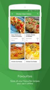 kuřecí recepty - náhled