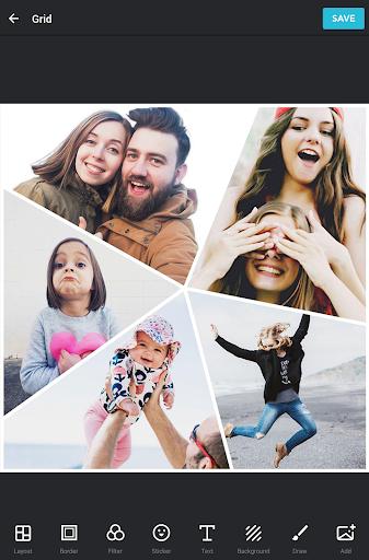 Collage Maker - photo collage & photo editor 1.201.69 screenshots 10