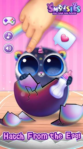Smolsies - My Cute Pet House 4.0.2 screenshots 4