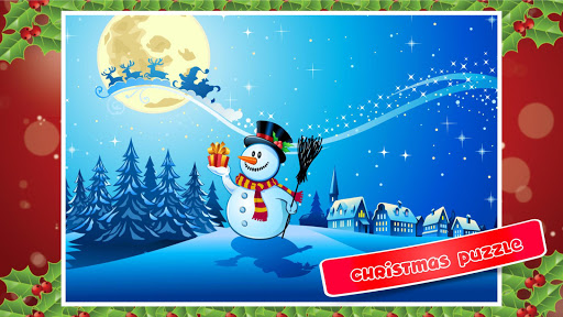 Kids Christmas Jigsaw Puzzle