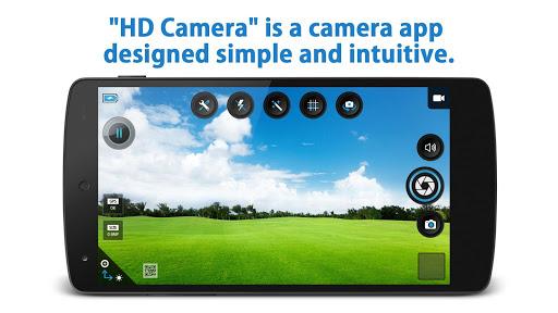 HD Camera - silent shutter screenshot 5