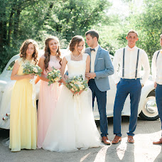 Wedding photographer Sergey Zakurdaev (zakurdaev). Photo of 16.10.2016