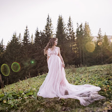 Wedding photographer Natali Vasilchuk (natalyvasilchuc). Photo of 02.01.2019
