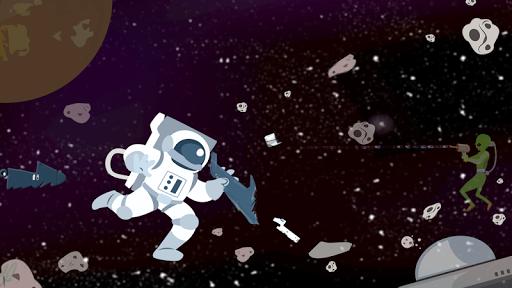 失われた宇宙飛行士