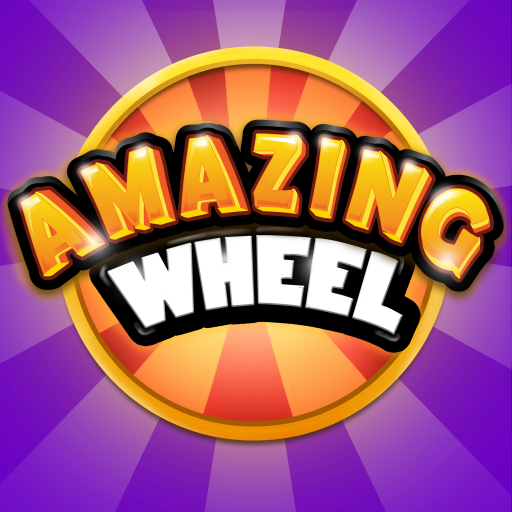 欢乐智慧大轮盘Amazing Wheel-Word Game 拼字 LOGO-玩APPs