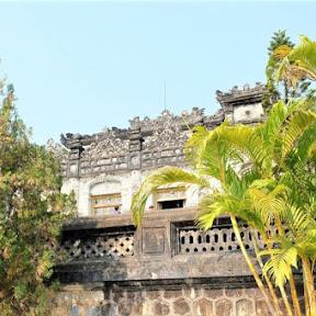【世界遺産】ベトナム・フエのカイディン帝陵は、奇抜すぎる皇帝のお墓
