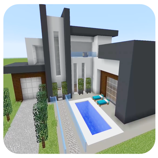 Create a Modern Home Quickly in Minecraft