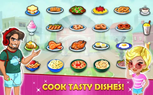 Kitchen Story :Cooking Game MOD Apk (Unlimited Money) 3