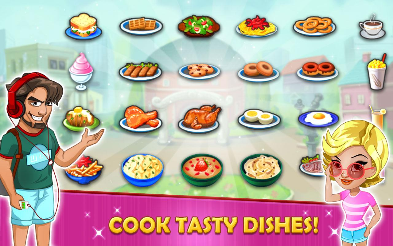 kitchen story : diner cafe - android apps on google play