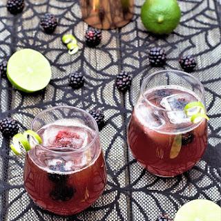 Halloween El Diablo Cocktail Recipe