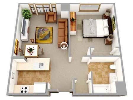 Small Home Design 3D 1.0 screenshots 3