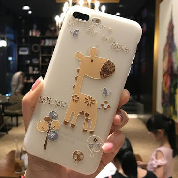 iphone case TPU Embossed Texture soft case