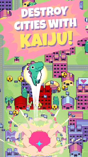 Kaiju Rush - screenshot