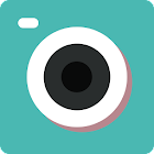 Cymera-Collage Photo Editor Beauty Camera & Filter icon