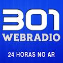 301 Web Rádio icon