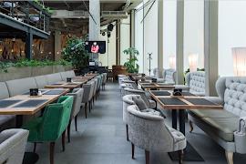 Ресторан Bar BQ Cafe Метрополис