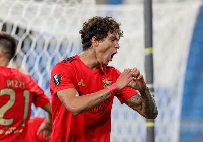 Le Barça lorgne la pépite de Benfica
