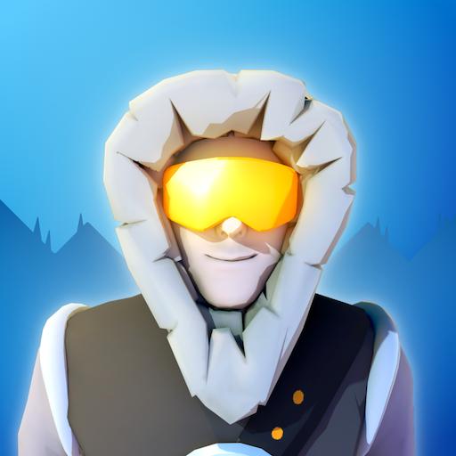 SnowRacer - Mountain Rush Icon