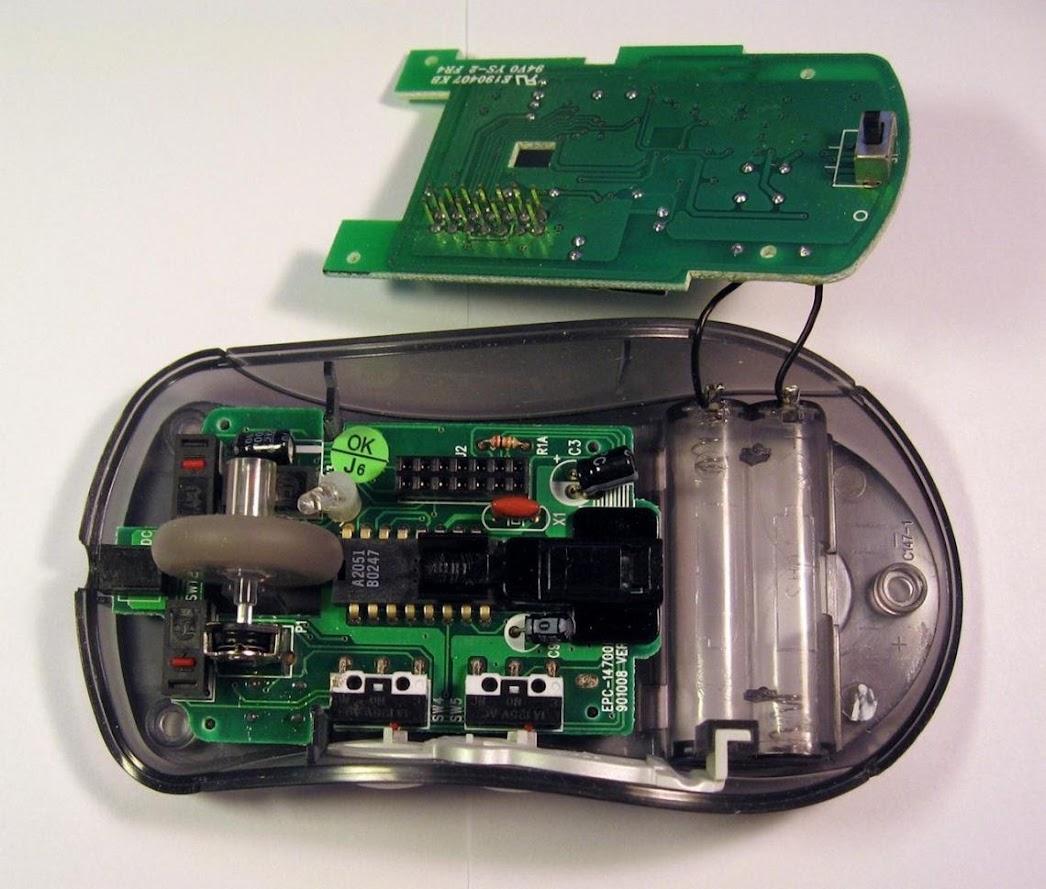 Gaming mouse - Cội nguồn cảm hứng