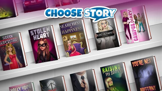 My Story MOD APK 5.16 [Unlimited Gems + Free  Choices] 4